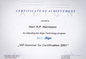 Zertifiziert seit 2001